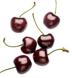 Watch out for cherry seeds, which contain poisonous hydrogen cyanide.   - Delish.com