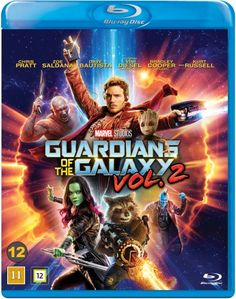 5,95e Guardians of the Galaxy 2 (Blu-ray)