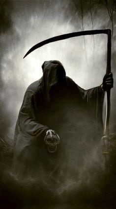 Sebastian's nightmare Specter, waiting for him on the battlefield