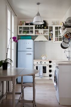 Get the Look: Charming Parisian Kitchen Style & Renovation Resources | The Kitchn