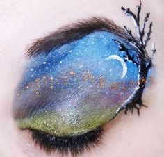 How about the eye of somer night?