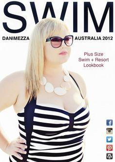 Danimezza SWIM 2012 plus size fashion swimwear resort holiday inspiration