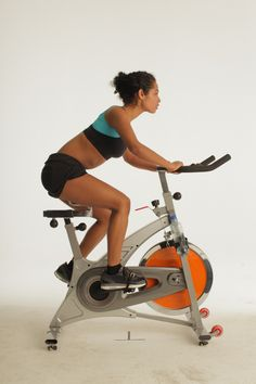 Try a spin class! Favorite thing to do!