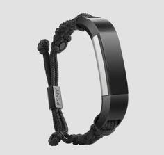 The latest Public School/Fitbit collaboration—a paracord bracelet