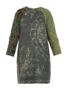 Lotus vintage crochet piano shawl dress | By Walid | MATCHESFA...