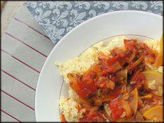 Zucchini lecho :)