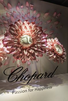 Chopard | Harrods, 2014 | Window Display