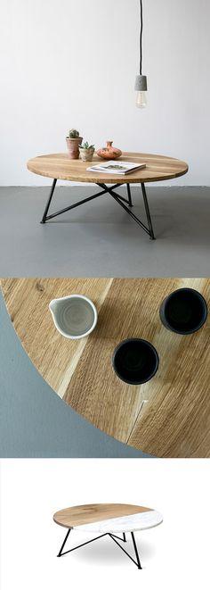 NUTSANDWOODS – Sofa Table