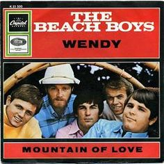 Wendy - song by The Beach Boys