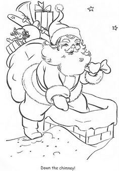 print the vintage christmas coloring pages vintage christmas coloring pages and discover the benefits of coloring for you or the kids - Christmas Color Pages