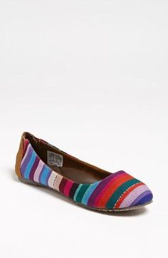 Loving this Reef technicolor flat!