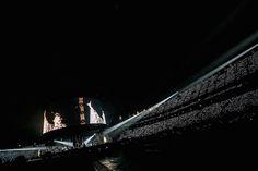 「BABYMETAL WORLD TOUR 2016 LEGEND -METAL RESISTANCE- RED NIGHT」の様子。(Photo by MIYAAKI Shingo)  I was there!!