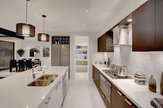 Home builder australia and architecture on pinterest for Mcdonald jones kitchen designs