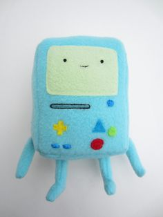 Adventure Time BMO Plush. $37.00