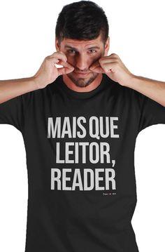 fd0673132aeca 689 melhores imagens de Camisetas Literárias em 2019