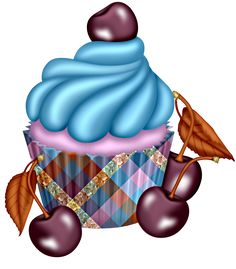 Cupcake Pictures, Cupcake Images, Cute Pictures, Cupcake Clipart, 2 Clipart, Cupcake Drawing, Cupcake Art, Cupcakes Wallpaper, Cupcake Tattoos