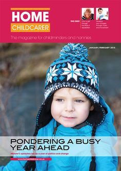 Home Childcarer Issue 15 Front Cover!