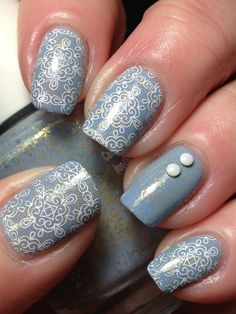 Canadian Nail Fanatic: Another Mani Featuring Emily de Molly EDM06