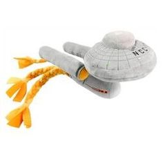 Star Trek Dog Chew Toy  Enterprise Warp Drive Plush ** Read more  at the image link. This is an Amazon Affiliate links.