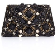 Ajax Clutch Bag Bea Valdes CoutureLab (5.065 BRL) ❤ liked on Polyvore featuring bags, handbags, clutches, purses, accessories, bolsas, man bag, hand bags, handbags purses and bea
