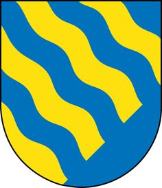 Coat of arms of the province of Norrbotten, Sweden