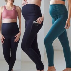 7cc9cdf2afb68 Buy Soft Pregnant Women Leggings Maternity Slim Pants Belly Leggings Solid  Color Trousers at Wish - Shopping Made Fun