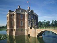 Middachten kasteel, the Netherlands