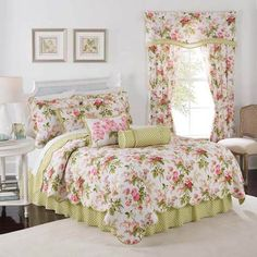 Shop Waverly Emma's Garden Bed In A Bag Sets - The Home Decorating Company