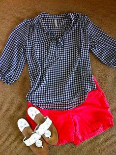 summer cute Summer Fashion Outfits, Cute Summer Outfits, Spring Summer Fashion, Fasion, Cute Outfits, Spring School, Spring Wear, Summer Wear, Style Fashion