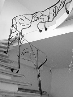 Stanislav Mudinas - Artistic Wrought iron railings