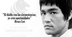 Bruce Lee - Frase