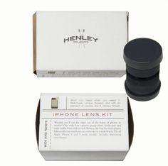 Henley Brands i-Phone Lens Kit