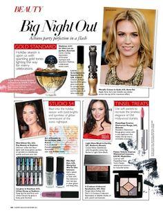 Makeup Magazine, Brochure Design, Magazine Design, Typo, Beauty Makeup, Leaflet Design