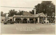 Texaco station, Mattoon Illinois