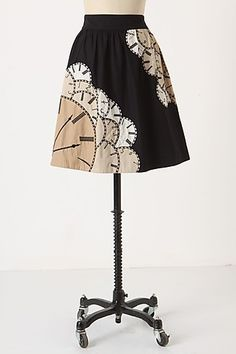 Floreat Anthropologie Lost Time Skirt - $24.99 at JOHNNY BOMBSHELL
