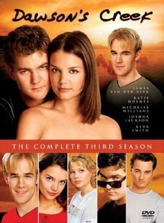 *Dawson's Creek (1998–2003) Four friends in a small coastal town help each other cope with adolescence.