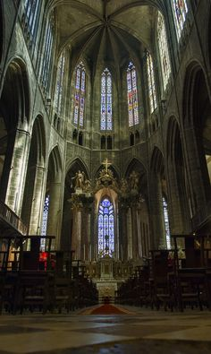 NARBONNE - CATEDRAL - CATEDRAL - NARBONA - FRANCE