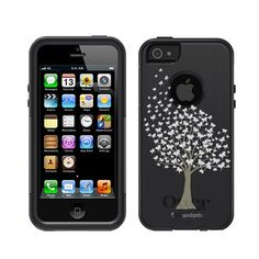 Otterbox iPhone 5 Commuter Series Butterfly Tree on Etsy, $34.99