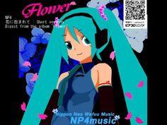 """【初音ミクAppend】12.花に包まれて : Short version【オリジナル曲】Digest from the album """"Flower"""" - YouTube"""