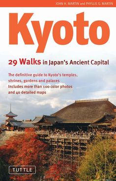 Kyoto: 29 Walks in Japan's Ancient Capital https://www.amazon.com/Kyoto-Walks-Japans-Ancient-Capital-ebook/dp/B00KV1SJOC/ref=as_li_ss_tl?s=books&ie=UTF8&qid=1470538035&sr=1-36&keywords=japan+travel+guide+book&linkCode=ll1&tag=25cafespinterest-20&linkId=bd4364646930e4ef33b18e989a632ece