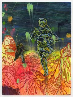 Contemporary art painting daniel richter 42 new ideas Painting Inspiration, Art Inspo, Daniel Richter, Figurative Kunst, Figure Painting, Painting Art, Contemporary Paintings, Art History, New Art