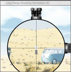 The Long Range Shooting Simulation    Shooting software.  Nice!