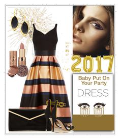 """New Years Eve Party 🎉"" by klm62 ❤ liked on Polyvore featuring Coast, tarte, Lana, Sydney Evan, Gianvito Rossi and Illamasqua"