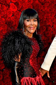 Cicely Tyson attends Tyler Perry Studios grand opening gala at Tyler Perry Studios on October 2019 in Atlanta, Georgia Iconic Women, Famous Women, Famous People, Beautiful Black Women, Beautiful People, Vintage Black Glamour, Tyler Perry, Celebs, Celebrities
