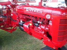 Restored 1953 Farmall Super C Tractor for sale Farmall Tractors, Old Tractors, International Tractors, International Harvester, Triumph Motorcycles, Farmall Super C, Mopar, Motocross, Lamborghini