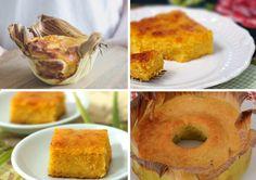 Receita de pamonha de forno | Como fazer em casa Extra Recipe, Cupcake In A Cup, Grated Cheese, Recipe Steps, Moist Cakes, Oven Baked, Baking Ingredients, Coconut Milk, Resin