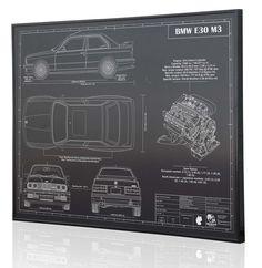 bmw-e30-m3-by-engraved-blueprint-art