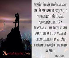 5 P partnerského vztahu #vztah #laska #relationship #love #neodolatelnazena #citaty #motivation #life Quotes, City, Quotations, Cities, Quote, Shut Up Quotes