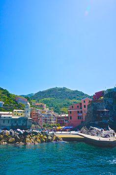Vernazza, Cinque Terre, La Spezia, Italy