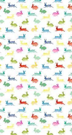Color bunnies